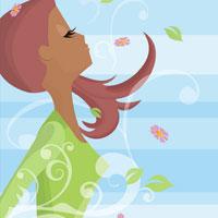 Методика правильного дыхания поможет похудеть