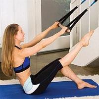 Комплекс упражнений для рук и груди с эспандером