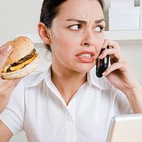 Улучшаем метаболизм в офисе: запланируйте два перекуса в течение рабочего дня