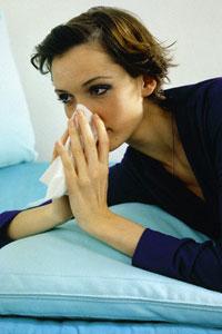 Как быстро избавится от простуды при первых же симптомах?