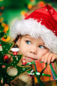 Подарите ребенку зимнее волшебство Лапландии