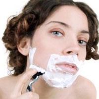 Лечение излишней волосатости у женщин народными методами