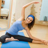 Комплекс фитнес anti-age: cохраняем гибкость с помощью простых упражнений