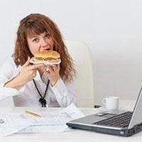 Каким должен быть здоровый обед офисного работника