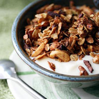 Гранола: рецепт самого вкусного завтрака
