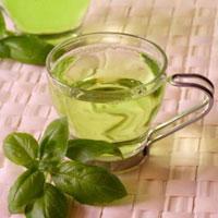 Как едят зеленый чай