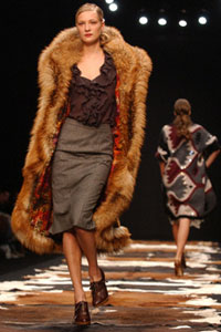 Мода осень зима 2006-2007