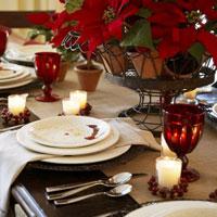 Праздничный стол: визитная карточка хорошей семьи