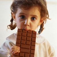 Дети и шоколад: польза, вред, воспитание вкуса