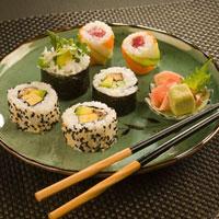 Калорийность суши.. и не только
