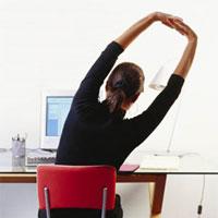 Сидячий фитнес на каждый день