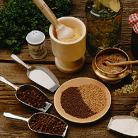 Ароматические травы – острый рацион для пользы здоровью