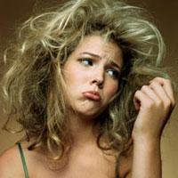 Сухе волосся - чим їх зволожити 555b58294abc7