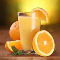 Апельсиновый сок: солнце в стакане