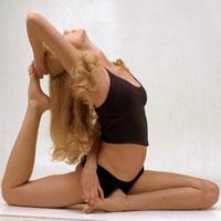 5 асан йоги, благодаря которым ты сможешь легко похудеть