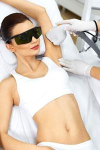 Эпиляция диодным лазером в центре Beauty Laser