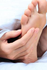 грибок ніг