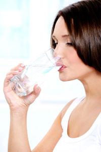 фільтрована вода