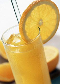 В частности помогают перенести зной напитки в жару.