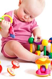 Выбираем игрушки с заботой о малышах
