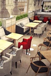 Мебель для баров, ресторанов и кафе - главные составляющие успеха