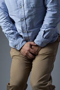 проявление простатита